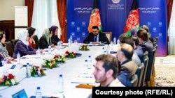 سومین نشست مجازی حکومت افغانستان با اتحادیه اروپا