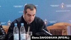Судья Инар Кварчия