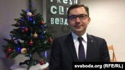 Польскі амбасадар Конрад Паўлік
