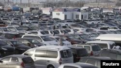 Avtomobil bazarı