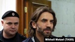 Михаил Абызов на судебном заседании 22 января 2020 года