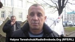 Ліквідатор Володимир Гнура