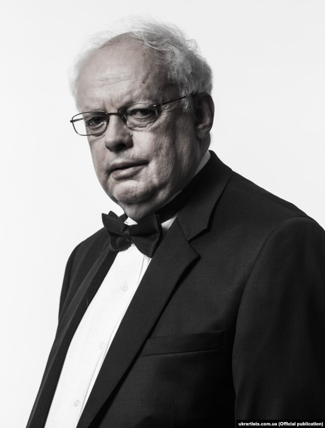 Композитор Мирослав Скорик (1938–2020)