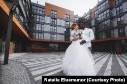 Свадьба Натальи и Ричарда Элуемунор