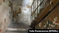 Общежитие, где живет Алина Ермоленко