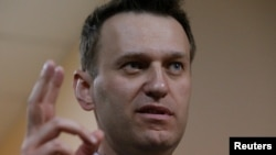 Алексей Навальный, Ресей оппозициялық саясаткері.