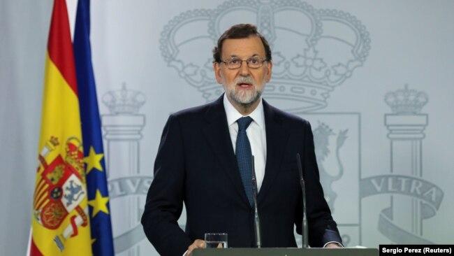 Rajoy: Cilj je obnoviti zakon