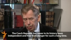Vaclav Havel On The Fall Of The U.S.S.R.