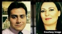 انوشه رضابخش و سهیل زرگرزاده،دو نوکیش مسیحی بازداشت شده در ارومیه