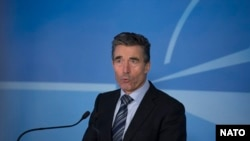 Генеральний секретар НАТО Андрес Фог Расмусен