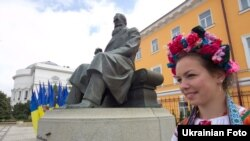 Пам'ятник Михайлові Грушевському в Києві (архівне фото)
