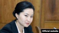 Башкы прокурор Индира Жолдубаева