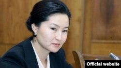 Индира Жолдубаева