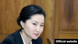 Баш прокурор Индира Жодубаева