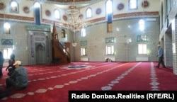 Мечеть в Донецьку