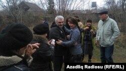 Əfqan Muxtarlı azadlıqda. 8 fevral 2018
