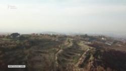 Строительство в предгорьях Алматы. Что появится на месте бывшего яблоневого сада?
