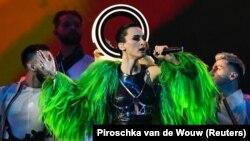 23 травня в Нідерландах завершився пісенний конкурс Євробачення-2021. Представники України, гурт Go-A, фінішували на п'ятому місці з піснею «Шум»