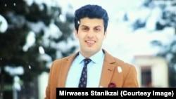 میرویس ستانکزی، سخنگوی وزارت داخله افغانستان