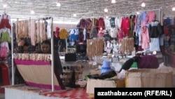 Türkmenistanyň bazary (illýustrasiýa)