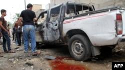 Ирактағы теракт. Мамыр 2016 жыл (Көрнекі сурет)