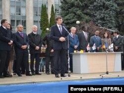 Delegații străine la ceremoniile de la Chişinău