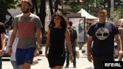 Građani Skoplja o odluci EU: 'Dali smo sve i opet nas ucenjuju'