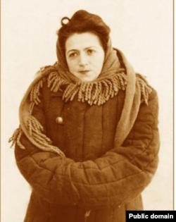 Сабрие Эреджепова в заключении. 1950-е годы