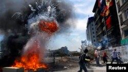 Piaţa Taksim din Istanbul, 11 iunie 2013