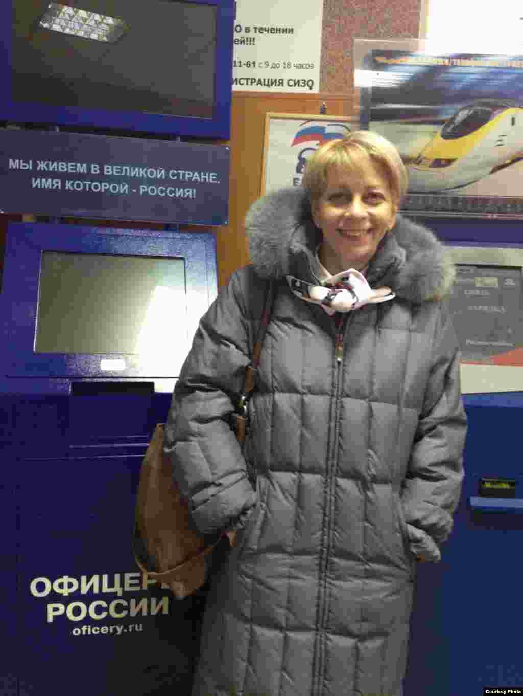 Лиза Глинка (Доктор Лиза) в Бутырке