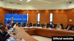 La o întîlnire a membrilor Comitetului de Asociere cu reprezentanții societății civile la Chișinău