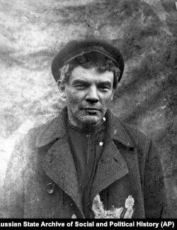 Ленін, жнівень 1917