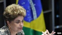 Bivša brazilska predsjednica Dilma Rusef
