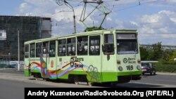 Екскурсійний трамвай заходу 20 червня 2012 року