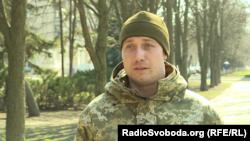 Игорь Заруднев, помощник начальника краматорского пограничного отряда