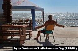 Охочі відпочити на Азовському морі вже приїжджають у квітні-травні