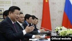 Уфада Русия-Кытай очрашуы