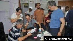 أطباء إيطاليون في الناصرية