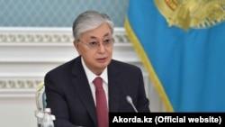 Қазақстан президенті Қасым-Жомарт Тоқаев