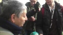 Обыск у российской правозащитницы Зои Световой