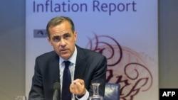 Председатель Банка Англии Марк Карни, 7 августа 2013 года
