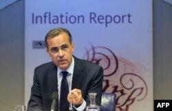 Управляющий Банка Англии Марк Карни