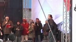 Сахаров проспектида митинг: Владимир Рыжков