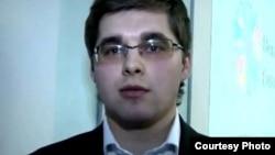 Яўген Прэйгерман — адзін з арганізатараў дыскусіі.