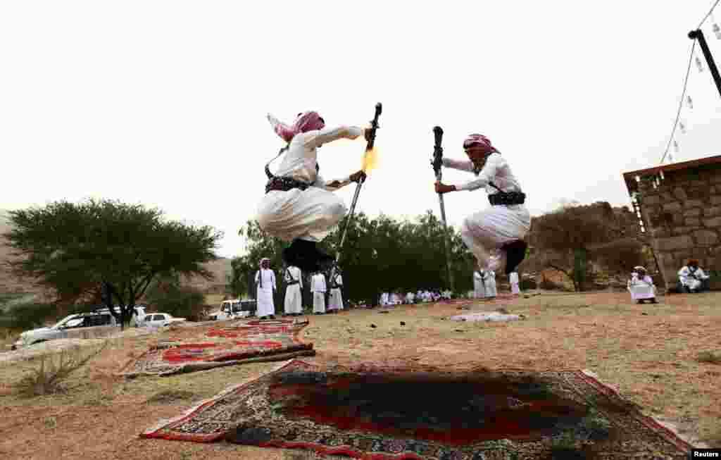 В 2014 году во время ритуального танца один мужчина нечаянно застрелил другого.