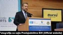 Bakir Izetbegović, Sarajevo Business Forum, 4. maj 2016.