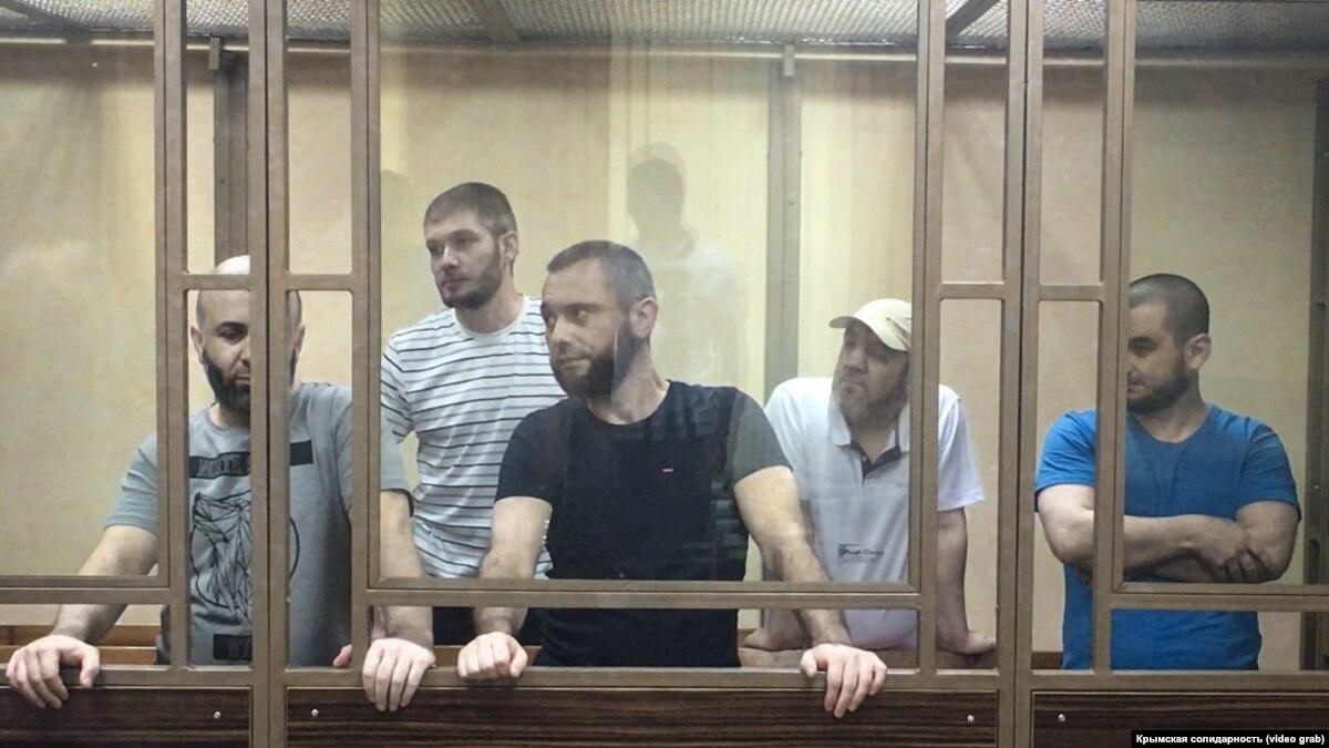 Осужденные крымчане Абдуллаєві находятся в СИЗО российского города Уфа – родственники