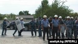 Беспорядки в Баткене, 22 июня