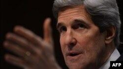 جان کری، وزیر خارجه ایالات متحده، میگوید نمیشود فقط برای اینکه گفتوگویی انجام شده باشد گفتوگو کرد.