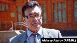 Археолог ғалым Карл Байпақов.